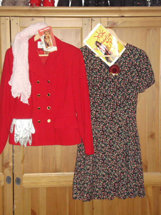vintage clothing arabelle lucky pack